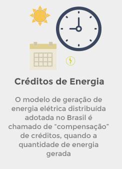 créditos para energia